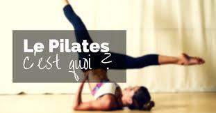 pilates : c'est quoi