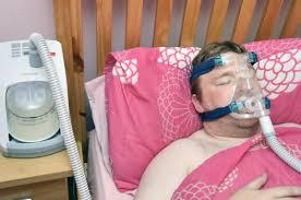 apnée de sommeil à cause de l'obésité